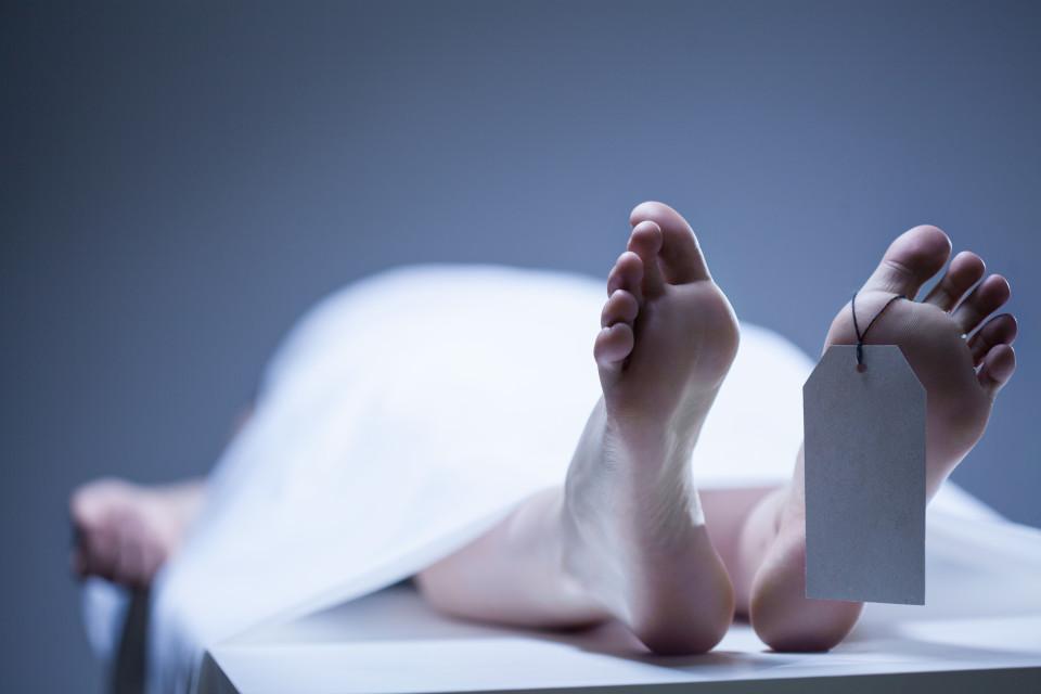 Khi người chết thường phát ra rất nhiều khí có hại