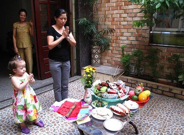 Lễ vật cúng vong linh thai nhi cần chuẩn bị chu đáo