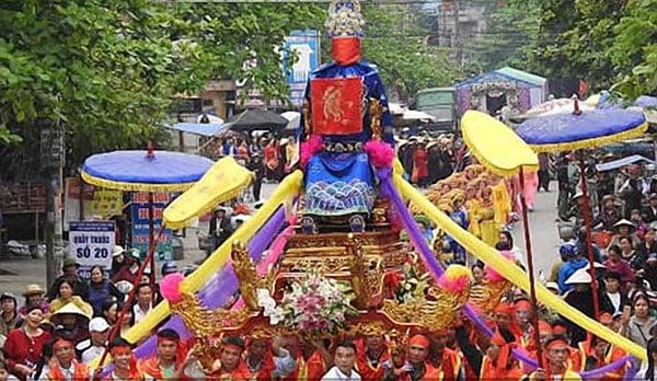 Lễ hội và văn khấn Quan lớn Tuần Tranh